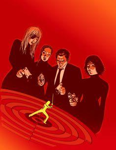 Kill Bill - Garry Brown