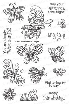 Beautiful Wings - Quilling Deco Home Trends Quilling Butterfly, Paper Quilling Flowers, Paper Quilling Tutorial, Quilling Animals, Paper Quilling Patterns, Quilled Paper Art, Quilling Paper Craft, Paper Beads, Paper Crafts