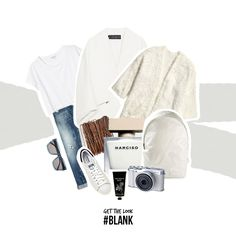 Discover four different look proposal suggested by the coffeegirls and get your favourite outfit inspired by the blank theme. - COFFEEDENTIAL #blank #outfit #look #white