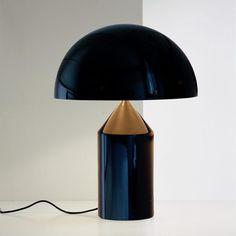Atollo Table Lamp | Oluce | AmbienteDirect.com