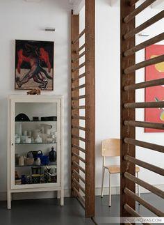 Как разделить комнату на две зоны? 30 потрясающе красивых идей   #дизайн #зонирование #интерьер Интересно