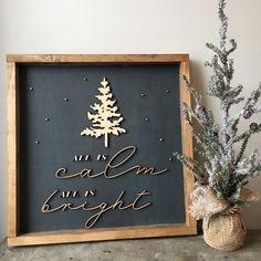 Christmas Wood, Christmas Signs, Christmas Projects, Christmas Holidays, Xmas, Christmas Centerpieces, Christmas Decorations, Christmas Ornaments, Crafty Hobbies