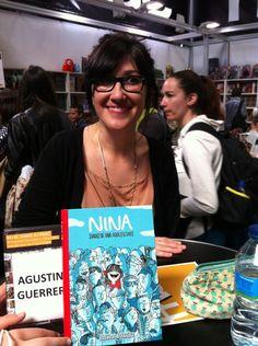Tuvimos la oportunidad de conocer y hablar un poco con Agustina Guerrero. ¡Aquí tenéis nuestra experiencia! ;)