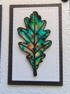 Inky Finger Zone Sue Wilson Dies, Finger, Seeds, Clock, Leaves, My Love, Decor, Watch, Decoration