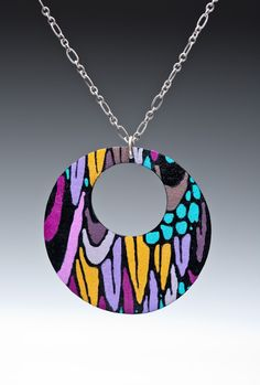 This girl's shop is full of creative and beautiful shrink plastic (ie. shrinky dinks) jewelry. Tons of DIY inspiration.
