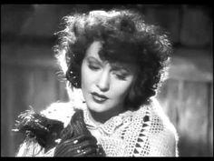 Zarah Leander - Ich steh im Regen 1937