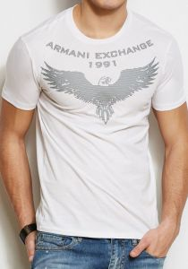 Camiseta Armani Exchange AX134