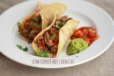Slow Cooker Beef Carnitas Recipe on Yummly