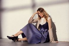Schuhe zum Dirndl Purple, Blue, Jumper, Plus Size, Munich, Creme, Winter, Dresses, Fashion