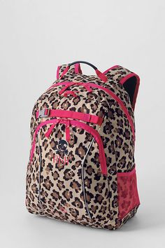 Print ClassMate® Medium Backpack from Lands' End
