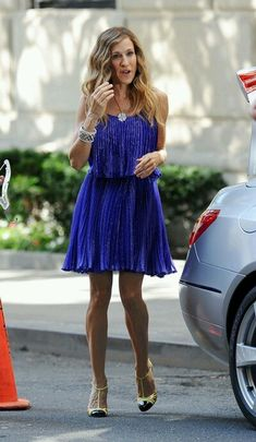 Careys dress