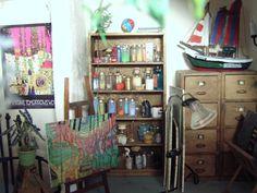Miniature art/craft studio