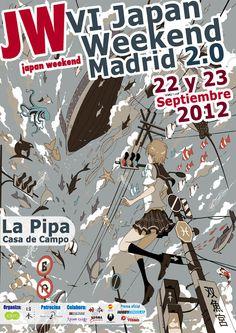 VI Japan Weekend Madrid 2.0