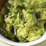 Skinny Guacamole  I'd substitute the salt for no-salt and the tabasco sauce for natural jalapeno