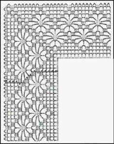 PATRONES=GANCHILLO = CROCHET = GRAFICOS =TRICOT = DOS AGUJAS: noviembre 2012