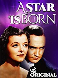 A Star Is Born Janet Gaynor Adolphe Menjou A Star Is Born