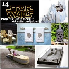 14 Epic Star Wars DIY Project Roundup