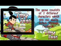Tiny Feet iOS Game Review