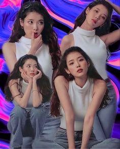 Kpop Posters, Sulli, Girl Crushes, My Baby Girl, Korean Singer, Bikini Girls, Korean Girl, Kpop Girls, Actors & Actresses