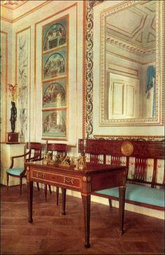 New Study - Pavlovsk Palace & Park - Country Residence of the Russian Imperial Family