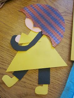 umbrella = paraguas :) CREATIVE TEACHER MOMENT: If you think this little umbrella girl is cute.you should see the BULLETIN BOARD that was made entirely of them! Just one of the many teachers on Teachers Pay Teachers! Spring Crafts For Kids, Projects For Kids, Art For Kids, Art Projects, Daycare Crafts, Classroom Crafts, Kindergarten Art, Preschool Crafts, Preschool Seasons