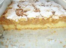 Szarlotka - Przepis - Smaker.pl Apple Cake Recipes, Food Cakes, Vanilla Cake, Baked Goods, Tiramisu, Food And Drink, Sweets, Cooking, Ethnic Recipes