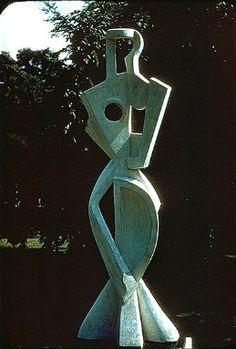 1920 (creation) Standing Woman Alexander Archipenko
