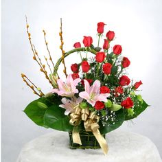 flower arrangements | December 13, 2010 Posted in: Flower Arrangements , Flower Care
