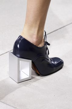 I own these, but with the flat black heel. Balenciaga ss 2013