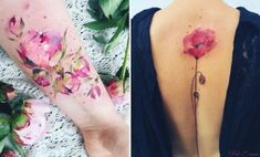 One of the hottest new trends in the tattoo world right now is watercolor flower tattoos. When you see how truly stunning they are, it's not very hard to see why. With beautiful shades and colors, and a wide range of designs and ideas to work with, they're a versatile idea that is as pretty …