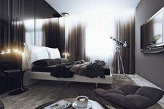 #masculine #bedroom