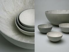 love these concrete bowls from http://www.studio-stephanschulz.com