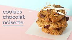 La meilleure recette de cookies vegan, sans gluten, sans huile ⎟ Recette...