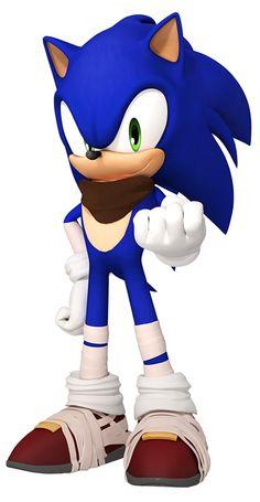 Sonic the Hedgehog (Sonic Boom)