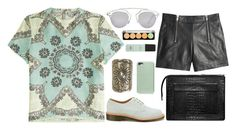 """""""Dream 164"""" by sleepyface ❤ liked on Polyvore featuring Valentino, Christian Dior, Vincent Longo, Coach, MAKE UP FOR EVER, Vanessa Mooney, Madewell, Acne Studios and Dr. Martens"""