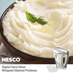 NESCO®: Roaster Ovens | Dehydrators | Small Appliances | Jerky Spices  | Whipped Mashed Potatoes