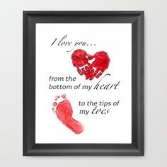 Homemade Valentine's Day Gift for a Special Mom or Dad