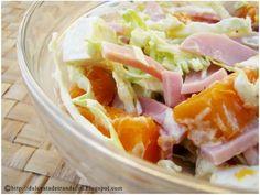 Rețetă Salata cu cartofi dulci, de Dulceata_de_trandafiri - Petitchef Potato Recipes, Cabbage, Tacos, Mexican, Potatoes, Vegetables, Cooking, Ethnic Recipes, Food