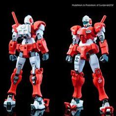 Gundam Build Fighters, Gundam Custom Build, Gunpla Custom, Msv, Mechanical Design, Gundam Model, Mobile Suit, Plastic Models, Mario