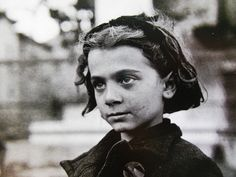 Voula Papaioannou.Girl at Kalambaka, c. 1945
