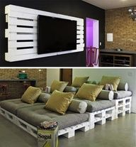 13 DIY Pallet Projects To Load Your House With Charm