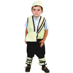 Disfraz de Pastorcillo Zurron #infantil #disfraces