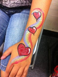Love it! - CHEEKY FACES FACE PAINTING - Brisbane & Gold Coast