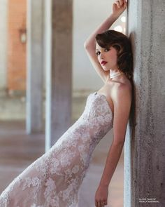 Lace & Layers - Our Wedding Magazine Wedding Gowns, Our Wedding, Bridal Salon, Perfect Wedding, Stylists, Bride, Lace, Private Label, Fashion