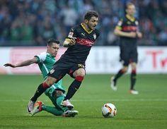 Der VfB Stuttgart beim SV Werder Bremen - hier im Liveticker. Foto: Pressefoto Baumann http://www.stuttgarter-zeitung.de/inhalt.vfb-gegen-bayern-im-liveticker-der-vfb-stuttgart-im-liveticker.b022aa6c-b25c-41b3-8e91-06712bea2201.html liveticker.sueddeutsche.de/fussball/1bundesliga/werder-bremen/vfb-stuttgart/2016-05-02.html