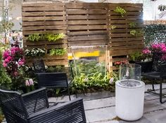 25 Best Pallet Garden Ideas Images On Pinterest