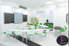 Resultado de imagen de interiores de aulas