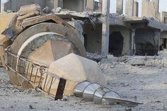 Syrian regime droppe