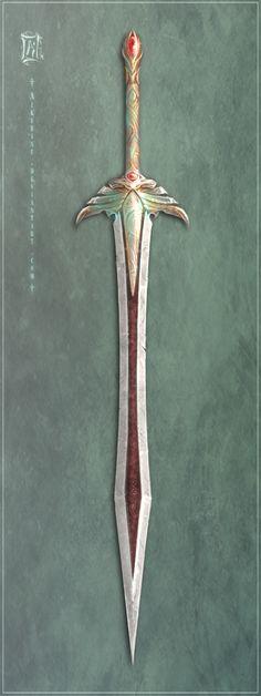 Eldarin's Blade.
