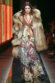 See the full Fall 2018 collection from DSquared2.